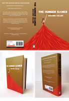 Hunger Games - Book Cover Design by SummerBear93