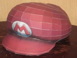 Mario's Hat by paperart