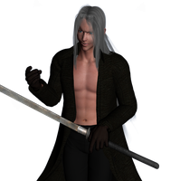 Sephiroth - Fight6 by guineapiggin