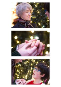 Yuri On Ice: Something Round and Golden? by LSPcosplay