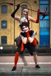 The Harley Twins (MCM Expo 2015.05.24) by atmp