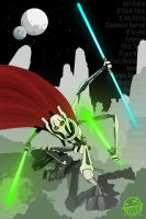 General Grievous by Gatobob-Spotty