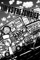 Jim Vs The Zombies COVER by Noitcnuflam