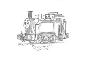 Rosie by GeebMachine