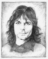 Rick the Shyest of Pink Floyd by Araen