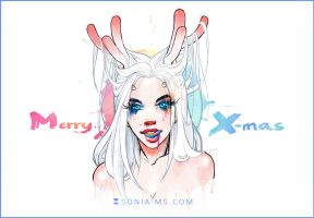 Merry Christmas by SoniaMatas