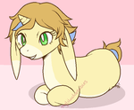 MLP Art Trade OC: Dandelion Puff! by MyLilAdoptables