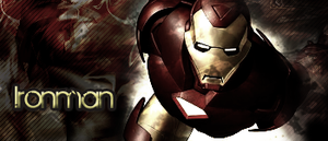 Ironman by gamingaddictmike125