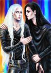 Cam and Merl by NAtlantida