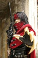 Vincent final fantasy 7 by EyesSbluesS