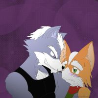 Your mine now PUP, COLORED by BlackWingedHeart87