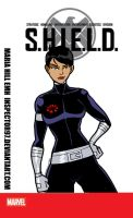 Maria Hill by Inspector97