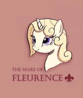 The Mare of Fleurence by BoxedSurprise