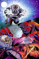 Red Hulk colors 2 by TimYates