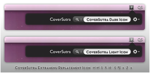 CoverSutra menu Icon by u2bonokim