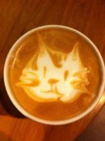 meow coffee by DreamControl371