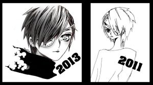 OC 2013-2011 by plamt