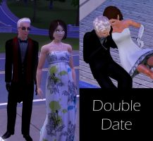 Wesker Double Date by SuperMeja