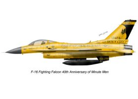 F-16 Minute Men by peter-pan03