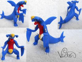 445 Garchomp by VictorCustomizer
