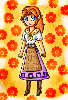 malon by ninpeachlover