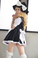 Marisa Kirisame Cosplay Sample by Shiizuku