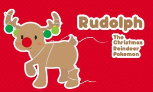 rudolph by Lucora
