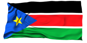 Flags of the World: South Sudan by MrAngryDog