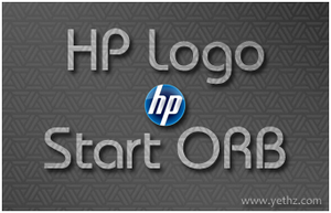HP Logo Start ORB by yethzart