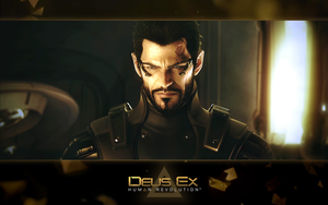 Deus Ex: Human Revolution - WP by kontxouso
