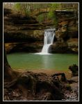 Upper Falls by waterscapes