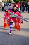 Momohime at Anime North 2014 by Lightning--Baron