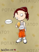 Chell Potato? by Mimness