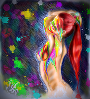Color my soul by SirCassie