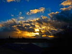 Sunset on the 29th of March by IoannisCleary
