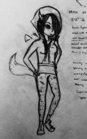Mitza by blueyellowgreen