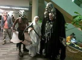Dark Souls Cosplay Group -  Ohayocon 2013 by BccLooseCannon