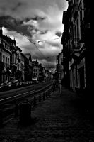 BEBXL - unknown street by andyshade