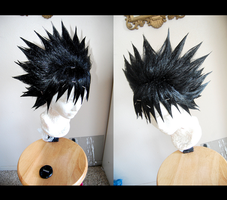 Ikki Wig commission by maggifan