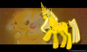 Pony Yellow by RenePolumorfous