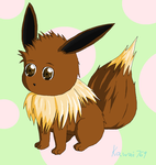 Eevee by kawaii769