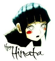 Young Hinata colored by Amira-Amilia