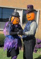 Gourdon and Zuccia Pumpkinhead 2015 - 2a by Windthin