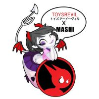 My First Tee Collab by mashi