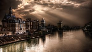 Memory of dead industry by John-Genova