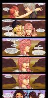 FFXIII-2 - Home 08 by trixdraws