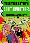 Teen Trickster's Adult Adventures Vol. 3 - Cover by ivy7om