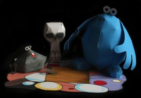 The Trap Door by Wadyface
