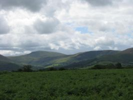 Nature 250 Brecon Beacons by Dreamcatcher-stock