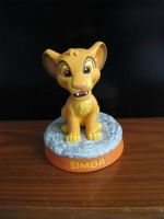 TLK collection: Disney Store Simba Single Figure by kary218